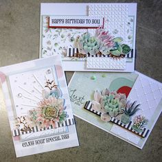 """Receive excellent tips on """"greenhouse ideas"""". They are accessible for you on our internet site. Birthday Cards For Men, Rose Gold Foil, Unique Cards, Paper Design, Stampin Up Cards, Cardmaking, Craft Projects, Christmas Cards, Paper Crafts"""
