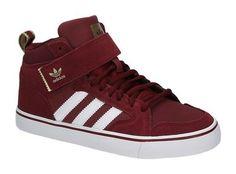 adidas hoge sneakers heren rood