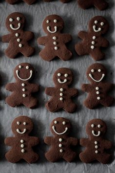 HOW TO MAKE EASY   HEALTHY GINGERBREAD MEN : The Healthy Chef – Teresa Cutter