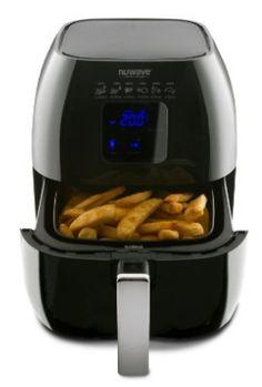 NuWave 36001 Brio Air Fryer, Black Kitchen Appliances Black New Tortellini Bake, Tortellini Recipes, Compare Air Fryers, Home Deep Fryer, Best Air Fryer Review, Philips Viva, Nuwave Air Fryer, Best Air Fryers, Air Frying