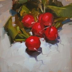 Carol Marine... daily painter.
