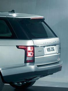 All new 2013 Range Rover