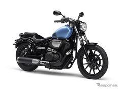 ヤマハ、XVS950CUボルト と Rスペック の2015年モデルを発表[写真5] | goo 自動車&バイク