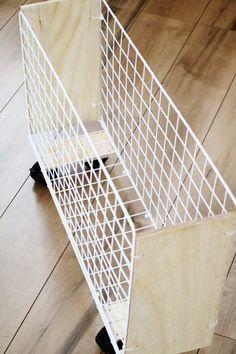 New wood furniture diy ideas storage 68 ideas Make Up Storage, Diy Kitchen Storage, Diy Storage, Diy Home Crafts, Diy Home Decor, Diy Interior, Room Organization, Diy Woodworking, Wood Furniture