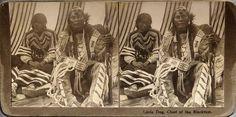 Little Dog,Chief of the Blackfeet (ca. 1890)