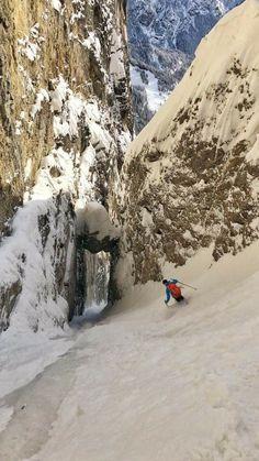 Chamonix, French Alps. Taken by Tony Lamiche