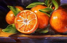 Citrus Selection by Caroline Zimmermann, Oil on Canvas, Grape Painting, Fruit Painting, Painting Inspiration, Art Inspo, Dulhan Mehndi Designs, Pencil Shading, Oranges And Lemons, Orange You Glad, Fine Art Gallery