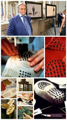 Tod's: the real made in Italy - Vogue.it