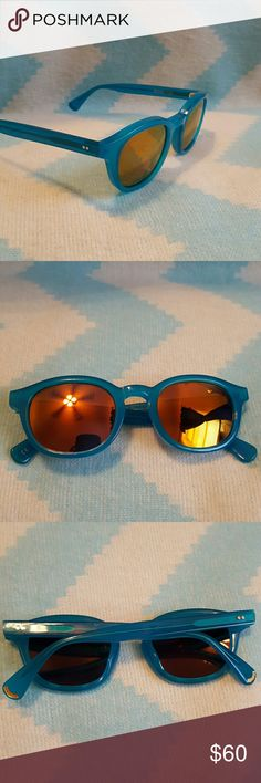 Wildfox  Blue Sunglasses Beautiful pre loved sunglasses from Wildfox Smartfox Wildfox Accessories Sunglasses