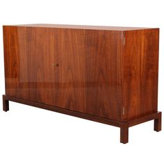 T. H. Robsjohn-Gibbings Credenza | From a unique collection of antique and modern credenzas at http://www.1stdibs.com/furniture/storage-case-pieces/credenzas/