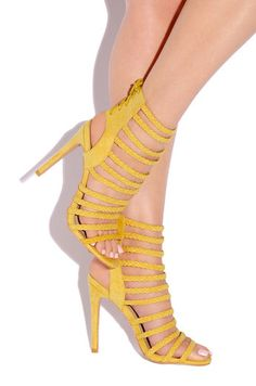 Persuasion - Canary - Lola Shoetique