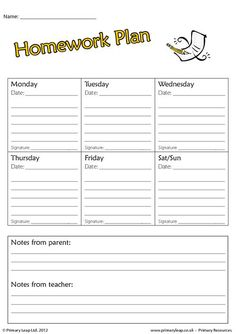 Calendar Homework for Preschool and Kindergarten   Fun A Day  Teacher Lingo Snack helper clipart image