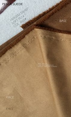 suede fabric with warp & weft & woven knitted fabric of pesca ultra soft wr waterproof brown-Sports and leisure fabric diving and water sports functional fabric lamereal textiles Ltd. Suede Fabric, Knitted Fabric, Water Sports, Diving, Textiles, Cards Against Humanity, Knitting, Brown, Scuba Diving