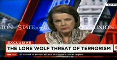 The deadly shooting on Parliament Hill in Canada and hatchet attack on police officers in New York City represent the growing threat of lone-wolf terror attacks, the chairwoman of the Senate Intelligence Committee warned today.