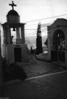Samos Island Greece, Monastery of Panagia Spiliani - Pythagorion - photograph by Marisa Angelis - www.marisaangelis.com