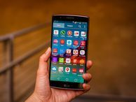 Flexible, self-healing LG G Flex 2 touches down at AT&T April 24 LG's bendy flagship sells for $300 on contract, but you can also get it through AT&T's payment plans.