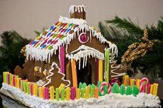 Gingerbread house by Paul Hagon, via Flickr