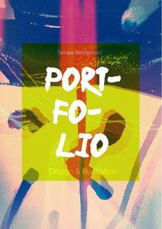 Portfolio: graphic design // UI // UX // illustration  My graphic design portfolio.