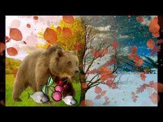"""Мультфильм """"Как звери готовятся к зиме"""""""