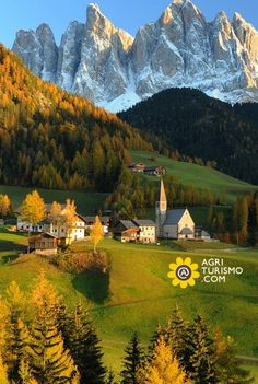*Meraviglioso paesaggio all'interno della vallata delle Dolomiti.* Luogo ideale per praticare #sport da neve come #sci e #snowboard, ma anche per #equitazione, #trekking e molto altro ancora. Questa zona é una vera #oasi per il corpo e per lo spirito.  Scoprila con noi: http://www.agriturismo.com/agriturismi/trentino-alto_adige  #Dolomiti #agriturismo #montagna #trekking #panorama