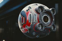 ArtStation - Hard Ops Modelling Dump #6, Jerry Perkins (mx1001)