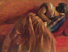 German Painter Adolf von Menzel (1815-1905) ~ Blog of an Art Admirer