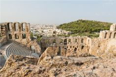 TRAVEL'IN GREECE | Athens, from the #Acropolis hill, #Attica, #Greece, #travelingreece