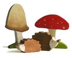 Deco Handmade: Juguetes de madera Imagination Kids en http://blog.monpetitmarket.es