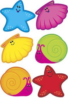 Shop our Scholar's Choice Teacher Store for all your classroom teacher supplies. Under The Sea Theme, Under The Sea Party, Ocean Themes, Mermaid Birthday, Baby Shark, Sea Creatures, Classroom Decor, The Little Mermaid, Painted Rocks