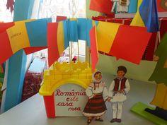 Teaching Kindergarten, Preschool, 1 Decembrie, Creative Kids, Mythical Creatures, Fun, Folklore, Reading, Kid Garden