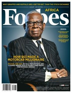 Get your digital copy of Forbes Africa Magazine - August 2015 issue on Magzter and enjoy reading it on iPad, iPhone, Android devices and the web. Forbes Africa, Black Entrepreneurs, Football Pictures, Connect The Dots, African, Windows 8, Magazine, Critic, Reading