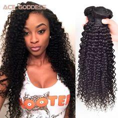 페루 곱슬 곱슬 처녀 머리 3 번들 페루 곱슬 머리 매우 부드러운 페루 처녀 헤어 Tissage Bresilienne 곱슬 에이스 머리
