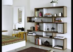 Mix Medium Bookcase