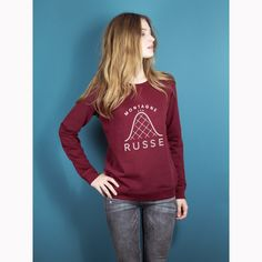 Sweater Montagne Russe - FrenchDisorder - expédition 24h