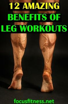 If you've been skipping leg day, this article will show you why leg workouts are the key to building muscle and losing fat fast. Best Leg Workout, Ab Workout Men, Belly Fat Workout, Leg Workouts, Major Muscles, Core Muscles, Lose Fat Fast, Lose Belly Fat, Loose Leg Fat