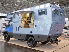 Bimobil EX 412 Off Road Camper, Truck Camper, Rv Campers, Camper Trailers, Iveco Daily Camper, Iveco Daily 4x4, Iveco 4x4, Rv Vehicle, Moto Car