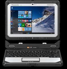 Toughbook 20 2-in-1 Detachable Laptop   Panasonic Toughbook