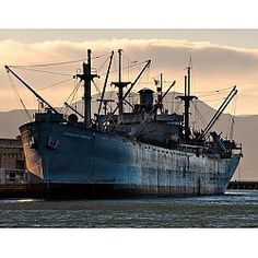 Experience a Working Steam Engine on historic Liberty Ship at S.S. Jeremiah O'Brien San Francisco, CA #Kids #Events