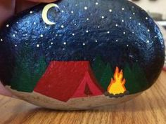 15 Creative Ideas For Painted Rocks by elvira