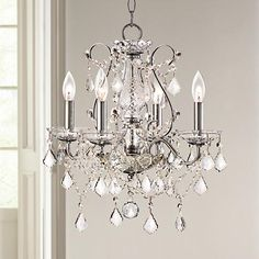 Nice Mini Chandelier For Bathroom Mini Crystal Chandelier - Mini chandeliers for bathroom