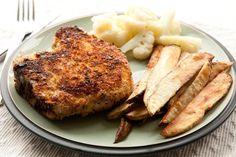 Ww Oven-Fried Pork Chops 5-Points