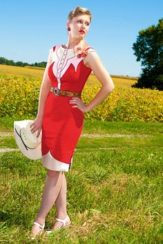Nudie's Rodeo Tailors | Image of The Dale Dress