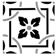Reusable Laser-Cut Floor or Wall Tile Stencil 2 Color Stencil Art, Stencil Designs, Stencils, Stock Design, Textile Medium, Wood Burning Tool, Personalized Wine Glasses, Wedding Coasters, Stamp