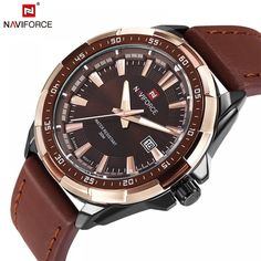 Fashion Casual Sport Watches Men Waterproof Watch Men's Fashion Casual Sport Watches Men Waterproof Leather Quartz Watch Man military Clock Relogio Masculino Mens Sport Watches, Mens Watches Leather, Cheap Watches For Men, Cool Watches, Men's Watches, Citizen Watches, Fashion Watches, Wrist Watches, Jewelry Watches
