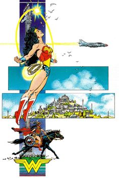 Wonder Woman by George Perez
