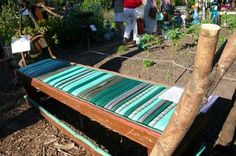 How to Recycle: Old Water Garden Hoses