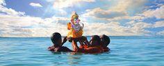 Ganesh Chaturthi, Mauritius - 2015