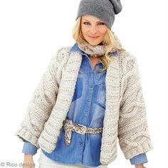 Veste femme avec col chale