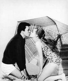 James Darren, Deborah Walley - Gidget Goes Hawaiian    one my fav movies ;) moondoggie