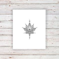 A super pretty small bohemian tattoo. Perfect for your wrist!...................................................................................................